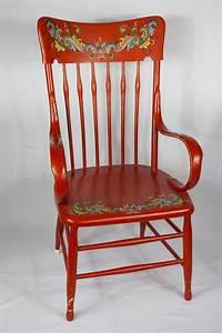 Rosemaled, Chair, U2013, Creators, Collectors, U0026, Communities