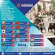 菲律賓公布新一波免簽國......不包括台灣 - 政治 - 自由時報電子報