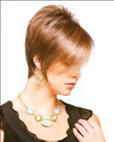 Easy Short Straight Hairstyles