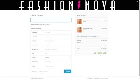 18481 Discount Code by How To Use A Fashionnova Promo Code