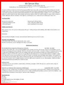 Things To On Your Resume by Things Not To Put On A Resume Best Resume Exle