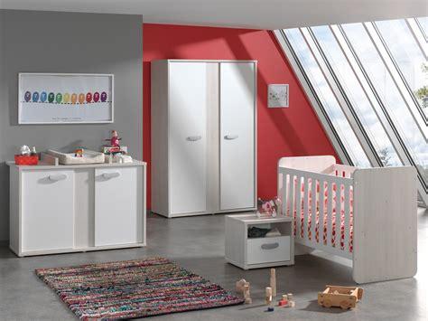 chambre bébé contemporaine chambre bébé contemporaine coloris chêne beige blanc yello