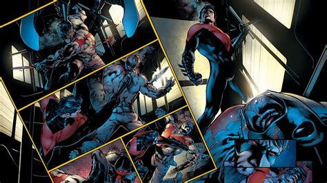 Nightwing Full Hd Wallpaper And Background Image