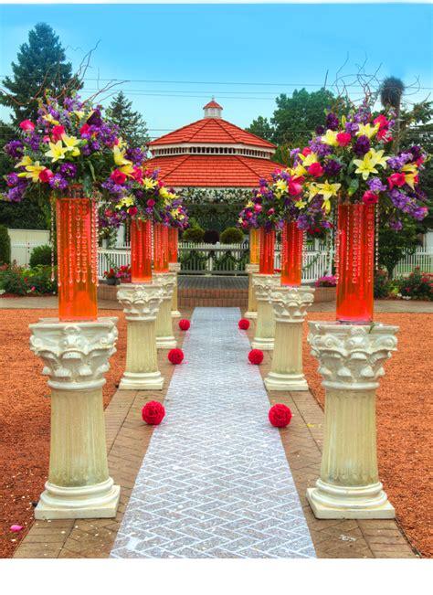 wedding garden martinique