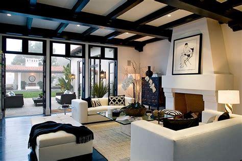 mm interior design spanish revival