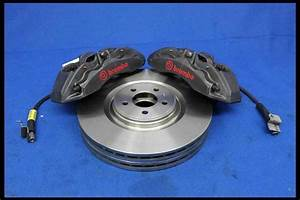 2005-2014 Ford Mustang GT 6 Piston Brembo Calipers w Lines 15 inch Rot – The Parts Farm