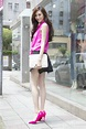 [娛樂]吳佩慈:夏天,鮮豔的夏天,雖然我不是美麗的花朵,... - 台灣微博精選