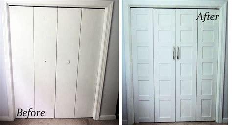 closet door makeover house forums