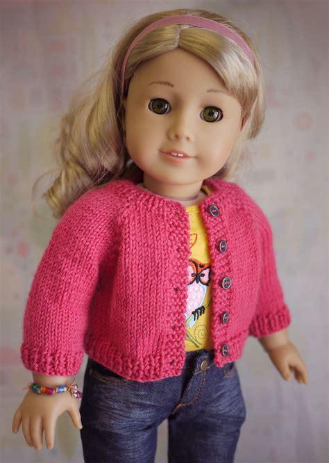 sweater knitting pattern free knitting patterns for doll