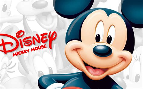 mickey mouse cartoon characters wallpaper preview