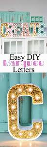 20, Best, Diy, Decorative, Letters, With, Lots, Of, Tutorials