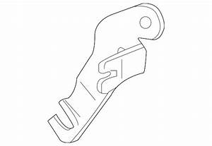 Genuine Gm Power Steering Pump Bracket 10045287