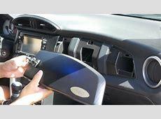 BeatSonic QBF13 Smartphone Holder for Scion FRS & Subaru