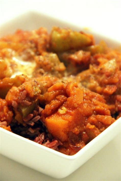 cuisiner chouchou curry de chayotte et patate douce not parisienne