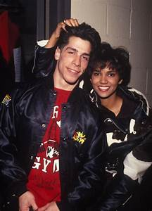 DANNY WOOD AND HALLE BERRY: Who knew? Back in 1989, Halle ...