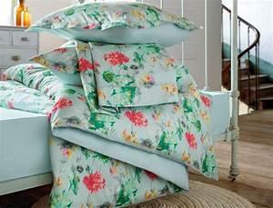 Parure De Lit Boheme : la chambre linge de lit et parure de lit linvosges ~ Teatrodelosmanantiales.com Idées de Décoration