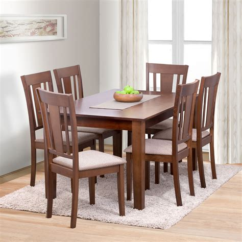 table for 6 chairs muebles un comedor 20170915092829 vangion com