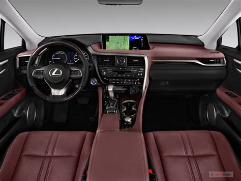 lexus suv rx 2017 interior lexus rx hybrid prices reviews and pictures u s news
