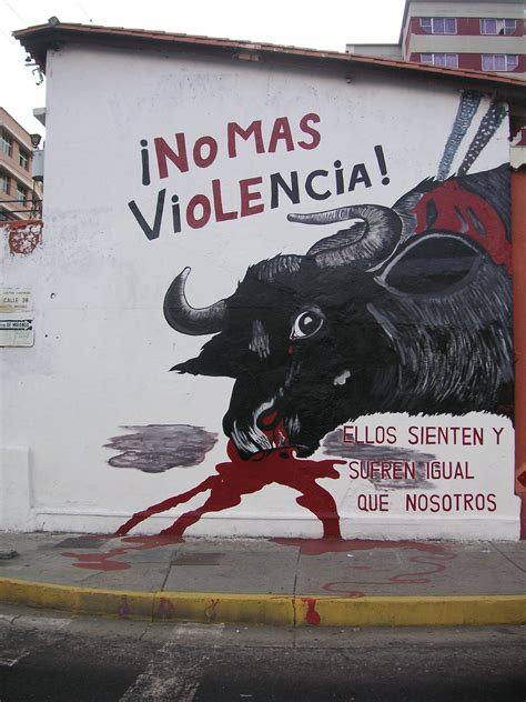 File:Mural antitaurino en Mérida, Venezuela.jpg ...