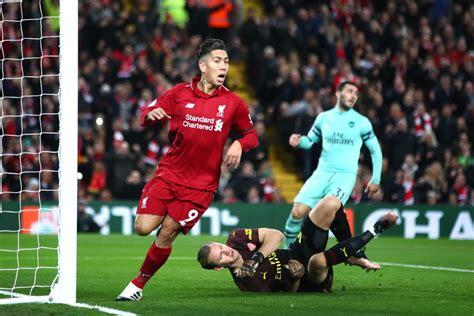 Liverpool Predicted Lineup Vs Arsenal: Liverpool Vs ...