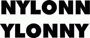 Nylon Magazine Font | 14 PORTRAITS