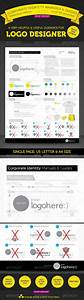 Brand Manuals  U0026 Guides Single Page Version  U2014 Indesign Indd