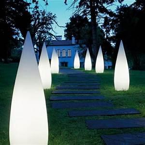 Eclairage Moderne : clairage ext rieur moderne id es pour le jardin ~ Farleysfitness.com Idées de Décoration