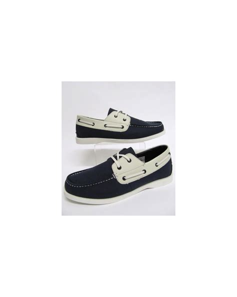 Boat Shoes Navy by Bellfield Boat Shoes Navy Boat Shoes For