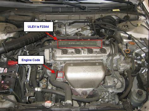 Honda Accord Check Engine Light Code