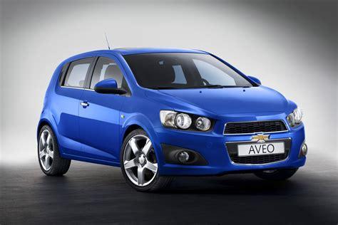 2012 Chevrolet Aveo Price  £9 995