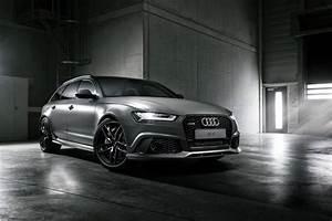 Audi Rs6 : nardo grey matte audi rs6 avant by audi exclusive gtspirit ~ Gottalentnigeria.com Avis de Voitures