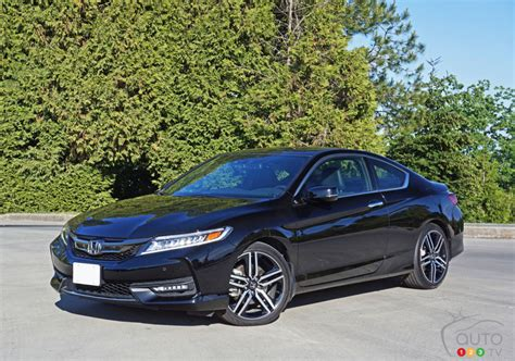 Honda Accord 2016 Review by 2016 Honda Accord Coupe Touring V6 Is A Living Legend