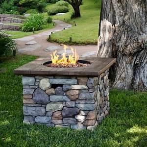 Feuerstelle Mit Sitzgelegenheit : feuerstelle im garten bauen 49 ideen und bilder ~ Whattoseeinmadrid.com Haus und Dekorationen