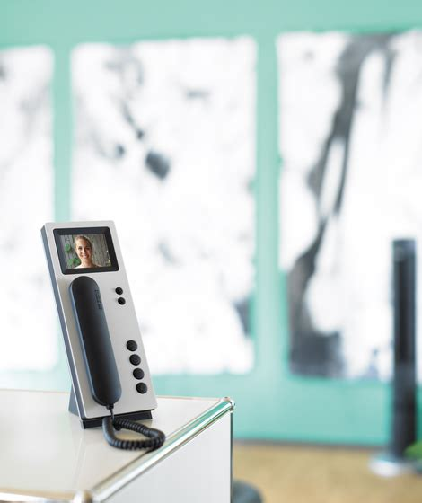 siedle compact set siedle compact set intercoms interior from siedle architonic
