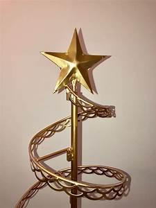 Ornament, Trees, -, Spiral, Wire, Ornament, Tree