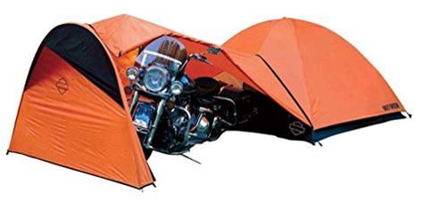 harley davidson dome tent wvestibule motorcycle storage orange hdl