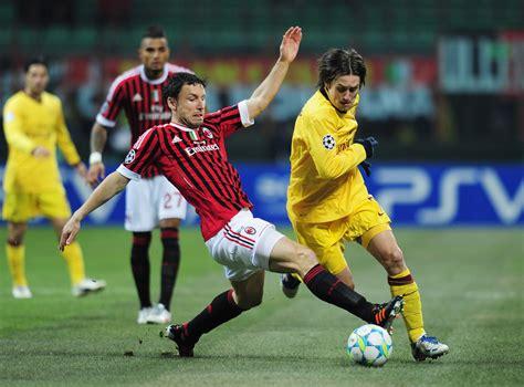 Ac Milan V Arsenal Fc  Uefa Champions League Round Of 16