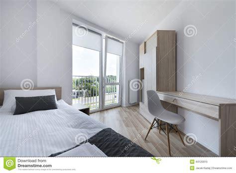 style chambre coucher chambre à coucher propre et moderne dans le style