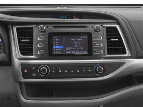 2017 Toyota Highlander Configurations by Configuration Et Prix De Votre Toyota Highlander 2017