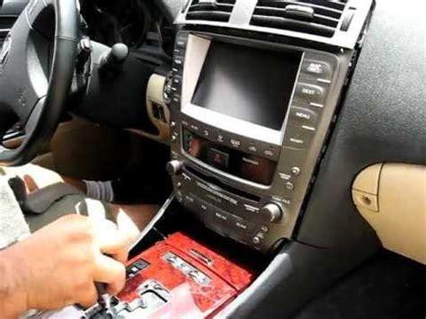 remove radio navigation display