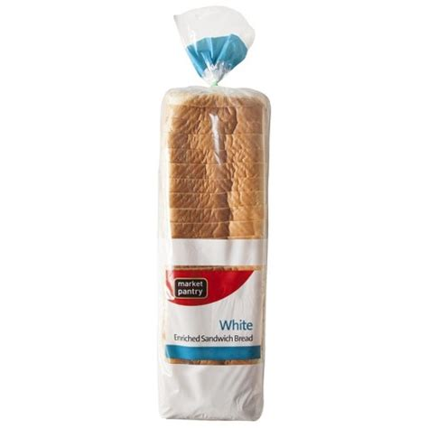 Bread Pantry Market Pantry White Bread Only 0 99 At Target
