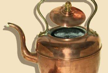 clean copper kettles home guides sf gate