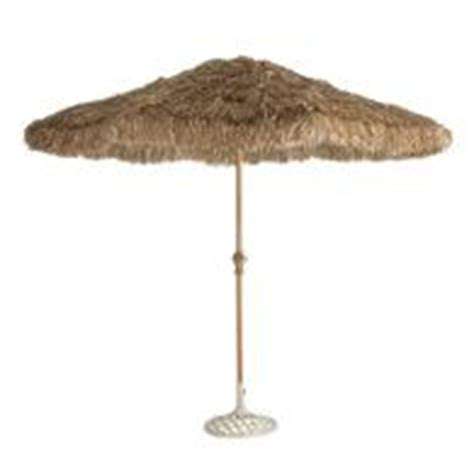 patio umbrellas from lowes offset solar thatch