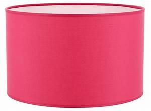 Abat Jour Rose : abat jour cylindre rose framboise abat jour abat jour forme cylindrique e metropolight ~ Teatrodelosmanantiales.com Idées de Décoration