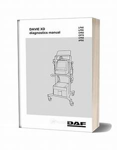 Daf Lf45 Lf55 Cf65 Cf75 Cf85 Xf95 Davie Diagnostics Manual