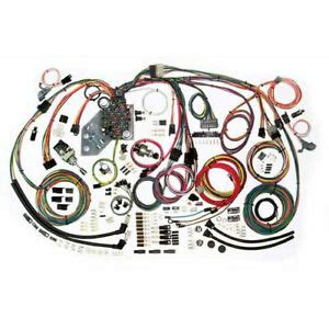 52 Chevy Truck Wiring Harnes For by Complete Wiring Harness Kit 47 48 49 50 51 52 53 54 55 1st