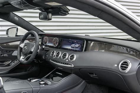 siege auto a l avant mercedes classe s63 amg coupé 2014 585 ch issus du v8