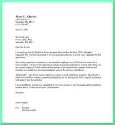Write A Cover Letter To Accompany Your Resume by 1000 Images About Cover Letter On Cover