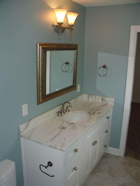 atlanta small bathroom remodel  penn carpentry general