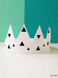 Couronne En Papier à Imprimer : couronne de roi imprimer bricolages enfant pinterest couronnes roi et couronne roi ~ Melissatoandfro.com Idées de Décoration